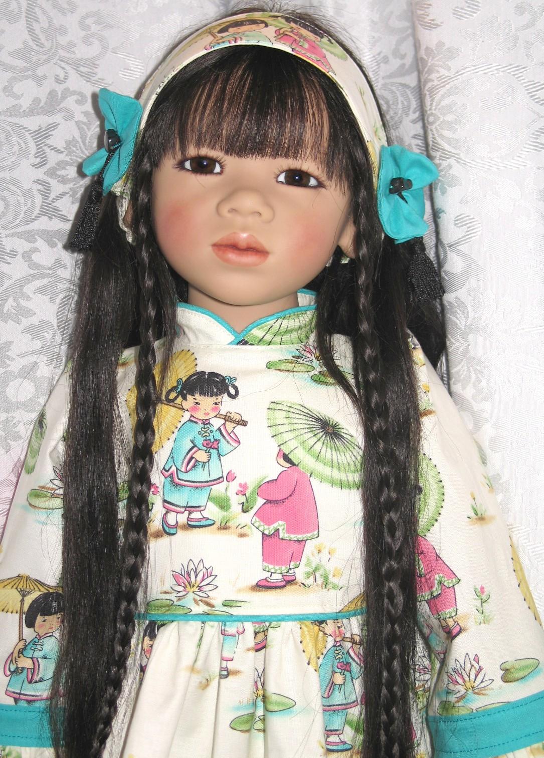 Asian hair blog