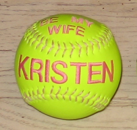 Bridal Softball