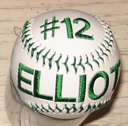 0267f27db Multi-Purpose Softball and Baseball Embroidery